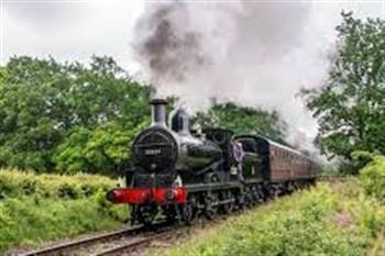 Ecclesbourne Valley Railway Afternoon Tea