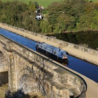 Lune  Aqueduct Cruise with Afternoon Tea